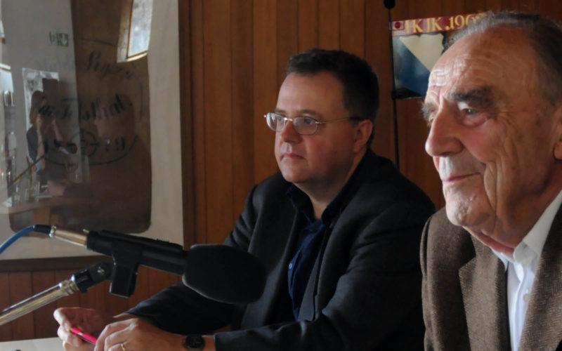 Jacques Kuhn und Dominik Landwehr