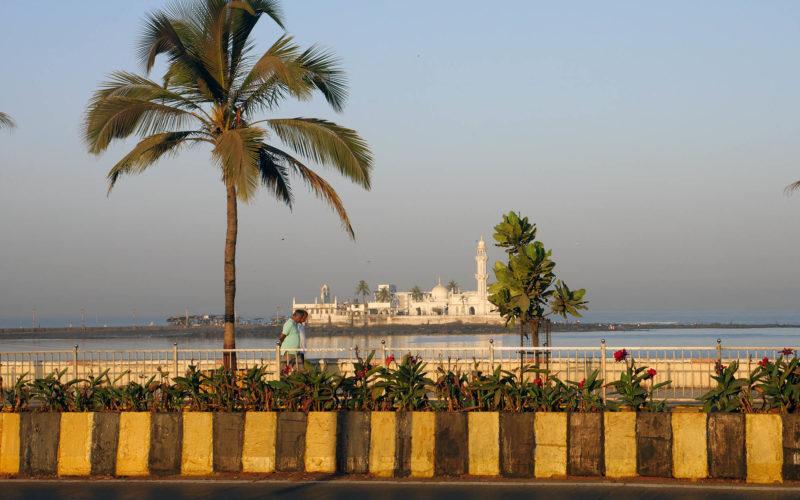 Haji Ali Dargah Moschee in Mumbai