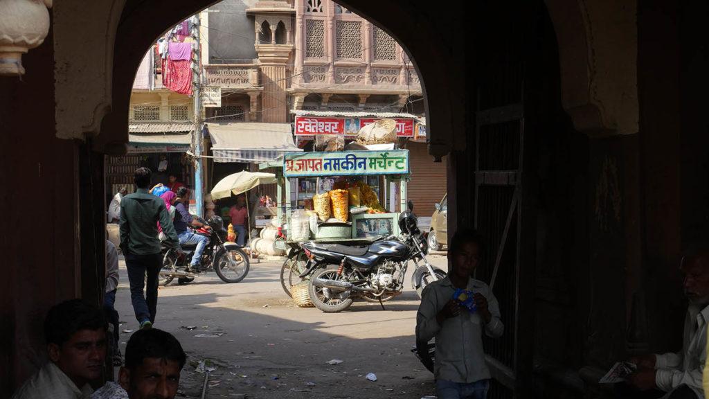 Am Sardar Markt von Jodhpur