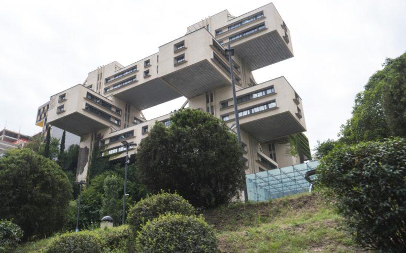 Konstruktivismus Architektur: Sowjet-Architektur In Tiflis: Das Schwebende Ministerium